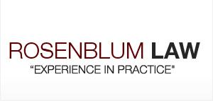 rosenblum law logo